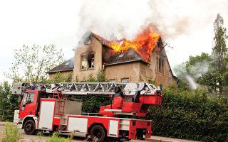 Как определить степень огнестойкости здания?