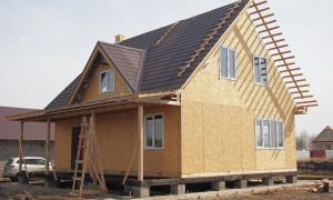 Дома из сип панелей — отзывы владельцев