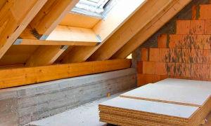 Второй этаж и мансарда: расширяем дом своими руками