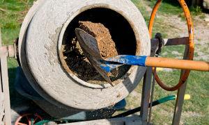 Замешиваем бетон: особенности смесей, пропорции, советы