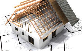 Каркас крыши каркасного дома