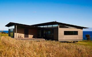 Одноэтажный дом с односкатной крышей: особенности и процесс возведения