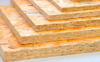 OSB панели и их использование в строительстве