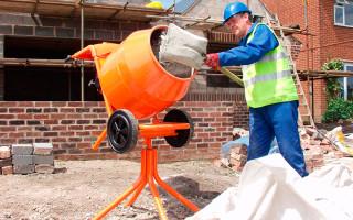 Хороший бетоносмеситель: критерии выбора и фирмы-производители