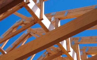 Строим крышу частного дома самостоятельно