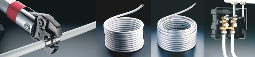 Металлопластиковые трубы Oventrop Copipe HS