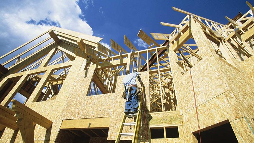 Строительство недорогих каркасных домов для постоянного проживания