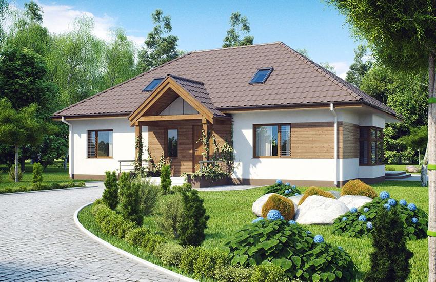 Каркасный полутораэтажный дом 6х9 - от плана до постройки своими руками