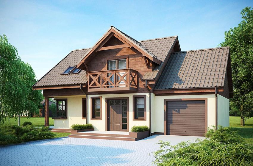Из чего дешевле всего построить дом
