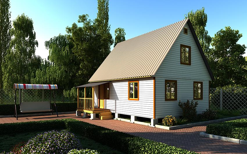 Сколько мой дом простоит?