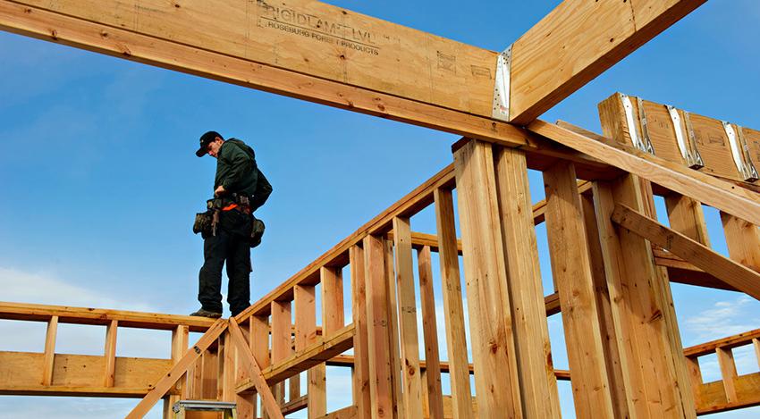 Руководство по самостоятельному строительству финского одноэтажного дома из бруса