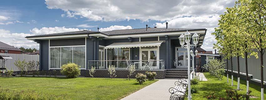 Проекты для создания финских домов