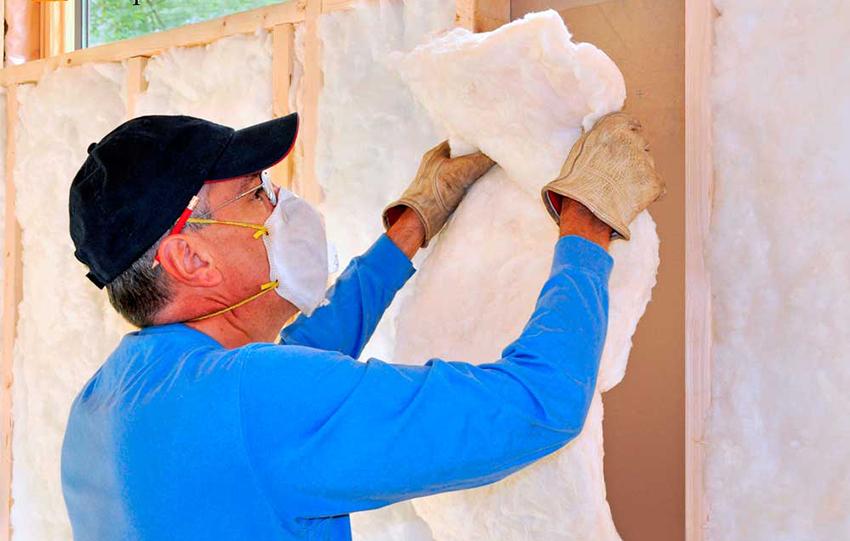 Как утеплить стены изнутри в частном доме? Пошаговая инструкция