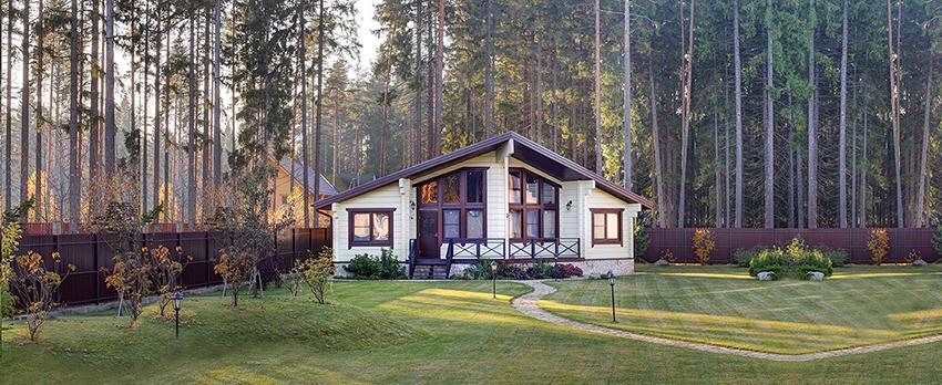 Рекомендации по выбору одноэтажных домов из бруса