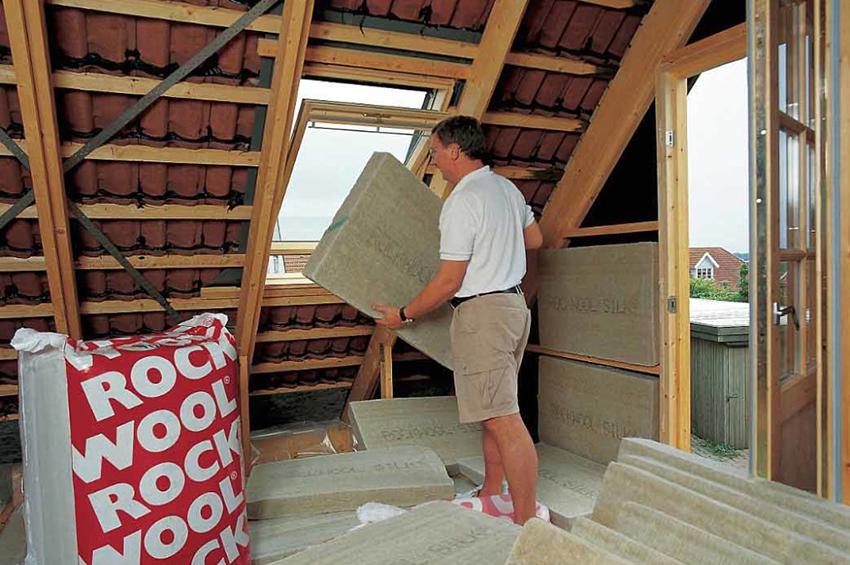 Строительство мансардной крыши своими руками
