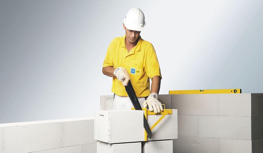Особенности строительства из газобетонных блоков