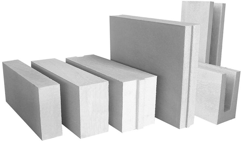 Как изготавливаются газобетонные блоки