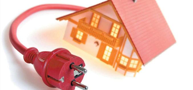 Электрика в деревянном доме своими руками — схемы и инструкции