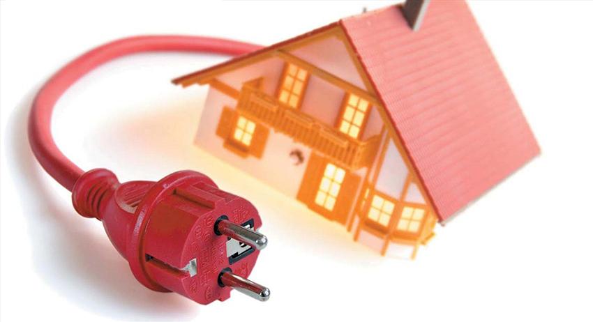 Электрика в деревянном доме своими руками - схемы и инструкции