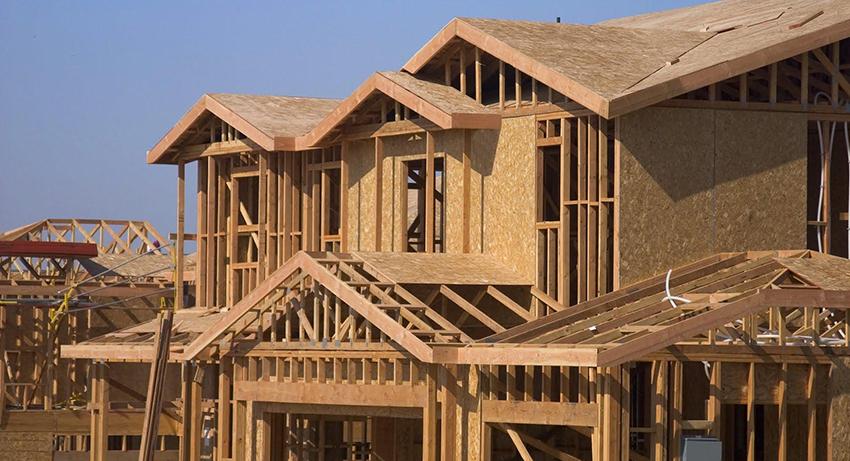 Сборно-щитовая технология строительства зданий