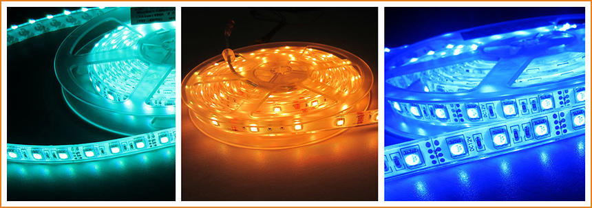 Классификация светодиодных лент