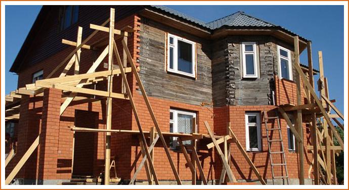Утеплить деревянный дом снаружи