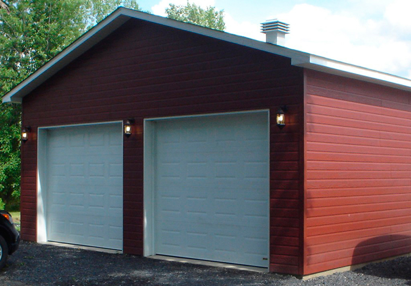 Строим самостоятельно недорогой гараж