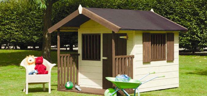 Детские домики: проекты, материалы, инструкция по строительству