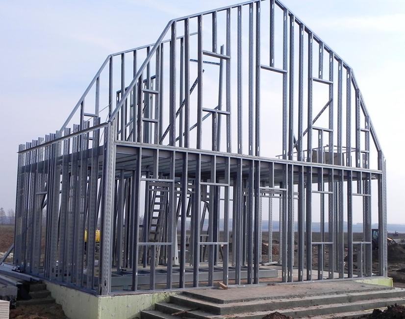 ВНИМАНИЕ!  Для надежности лучше всего приобрести у изготовителя разобранную конструкцию дома.