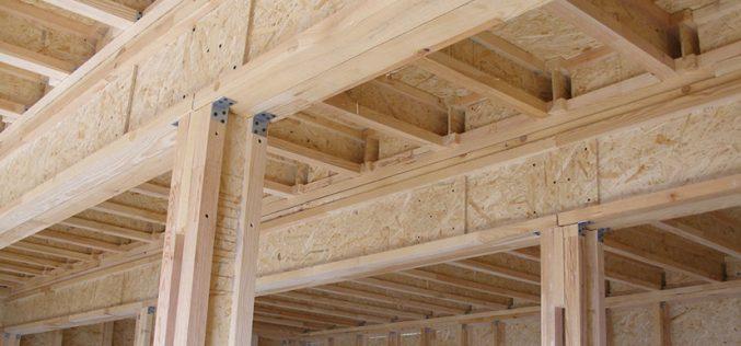 Деревянные двутавровые балки: особенность, сфера применения, цена