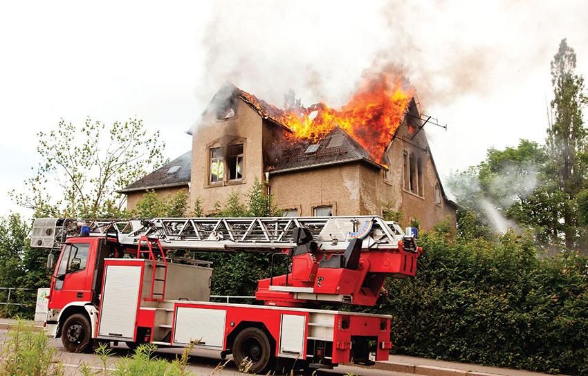 Как определить степень огнестойкости здания