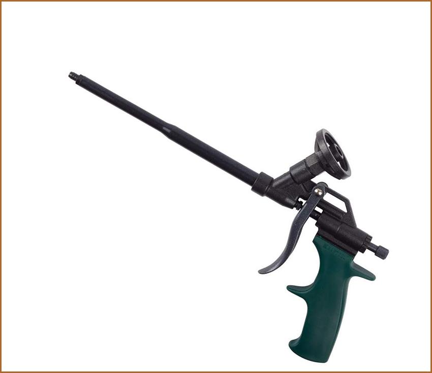 Как выбрать пистолет для монтажной пены видео