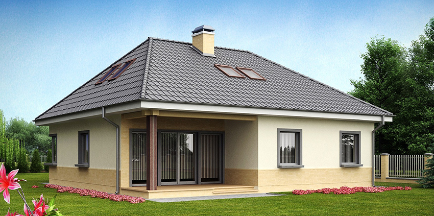 Что такое вальмовая крыша
