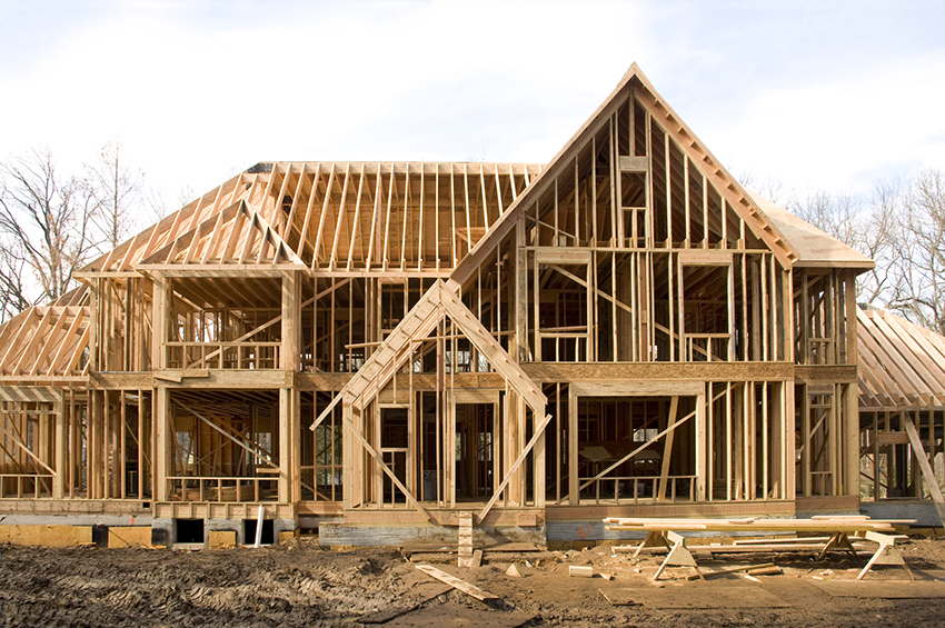 Канадская технология строительства домов. Плюсы и минусы