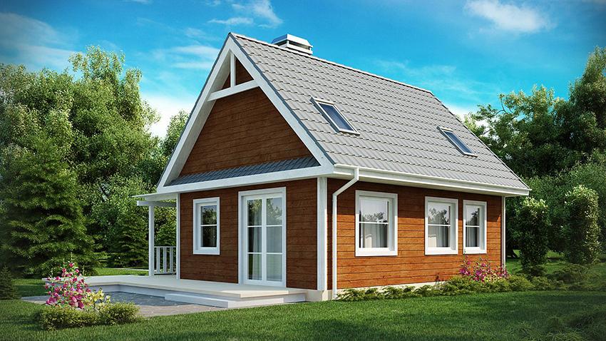 Преимущества и недостатки щитовых домов