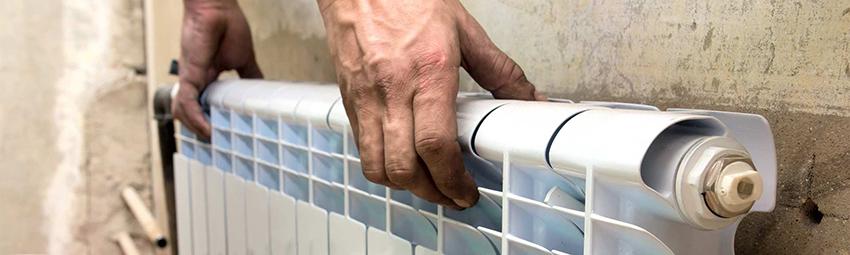 Способы подключения радиаторов при однотрубной системе отопления