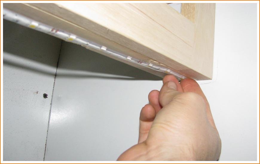 Что нужно подготовить для подключения светодиодной ленты своими руками?