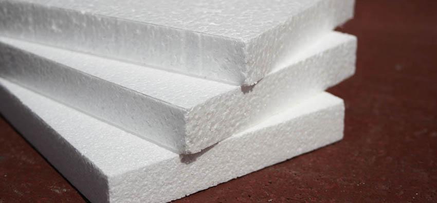 Пенопласт - качественный утеплитель для стен