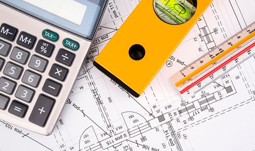 Онлайн калькулятор стройматериалов: важность и параметры расчета