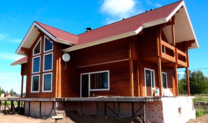 Цокольный этаж: особенности и этапы строительства