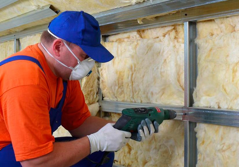 Чем утеплить внутренние стены частного дома?