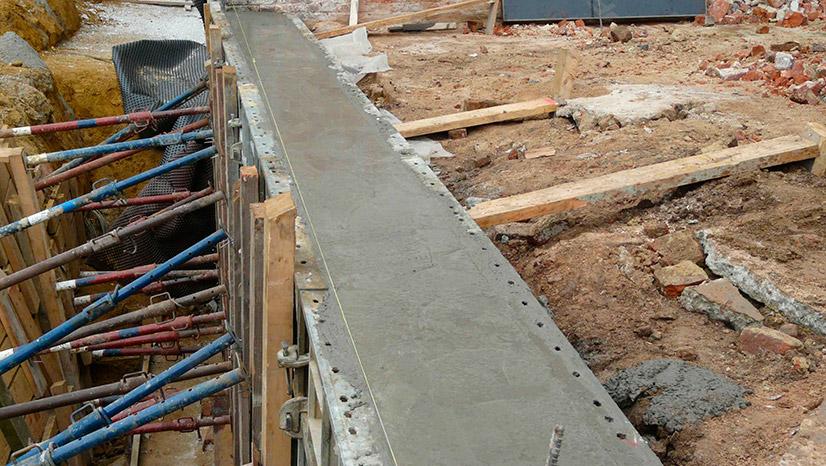 Сколько сохнет бетон?