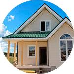 Особенности каркасного дома для дачи