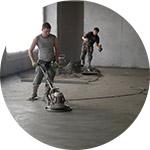 Сколько сохнет бетон в помещении?